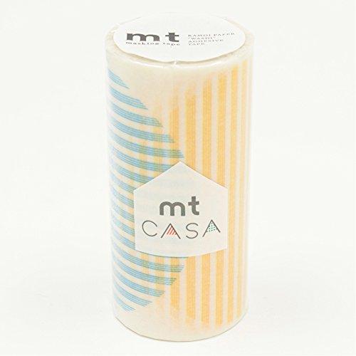 RoomClip商品情報 - カモ井加工紙 マスキングテープ mt CASA 100mm幅×10m巻き なつ MTCAS002