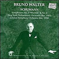Walter Conducts Schumann