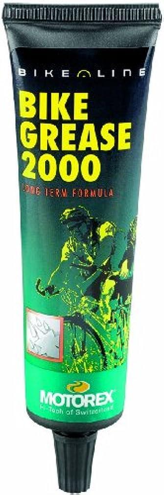 航空便安西トリプルMOTOREX(モトレックス) Bike Grease 2000 耐酸?撥水 100g