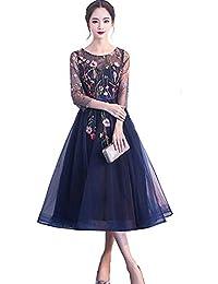 e4a50d7d0bec5 Amazon.co.jp  EASONDD - ワンピース・ドレス   レディース  服 ...