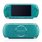 PSP「プレイステーション・ポータブル」 ターコイズ・グリーン(PSP-3006ZG)