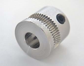 3Dプリンター MK7ドライブギア ピッチ0.7mm レプリケーター2/2X対応(日本製)