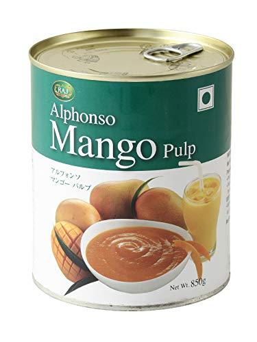 アルフォンソマンゴー マンゴーパルプ 850g 缶詰 HALAL(ハラル食品)