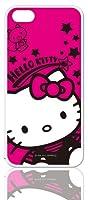 河島製作所 サンリオ iPhone5s/5 キャラクター スマートフォン シェル ハード ケース / ハローキティ 【KT1031】