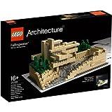 LEGO カウフマンズ邸・落水荘