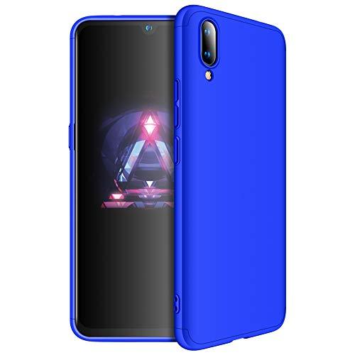 の Vivo X23 保護シェル MeetJP 耐衝撃性 シェル カバー - Blue
