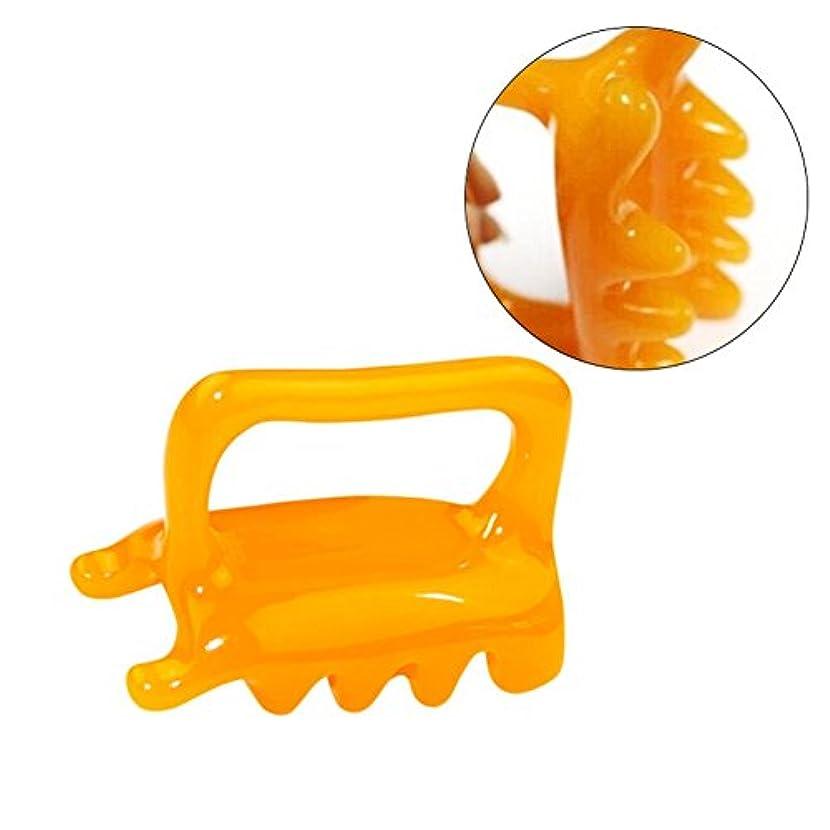 元の重要な役割を果たす、中心的な手段となる大量TerGOOSE マッサージャー マッサージ棒 握りタイプ 蜜蝋樹脂 背中 ウッド 疲労回復 ハンド 背中 首 肩こり解消 可愛い