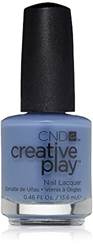 女性石炭知人CND Creative Play Lacquer - Steel the Show - 0.46oz / 13.6ml