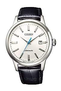 [シチズン] 腕時計 シチズン コレクション メカニカルウォッチ クラシカルシリーズ NK0000-10A メンズ ブラック