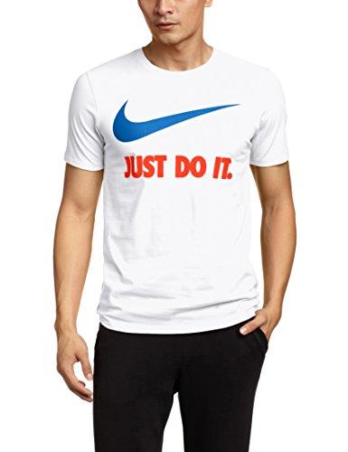 ナイキ(NIKE) JDI スウッシュ S/S Tシャツ 707361 100 ホワイト XL