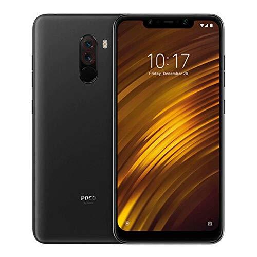 Xiaomi pocophone f1 (POCO F1) 6GB+64GB Black/ブラック Snapdragon 845 液体冷却 MIUI 4000mAh容量 SIMフ...