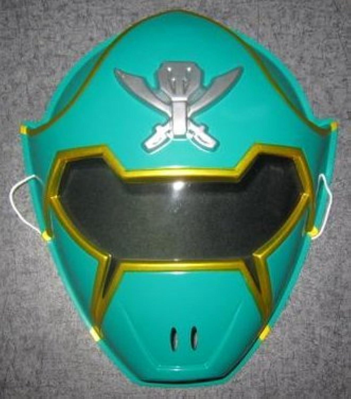 お面 海賊戦隊ゴーカイジャー ゴーカイグリーン プラスチック