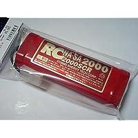 7.2V NASA 2000SCR Ni-cd バッテリー タミヤ型コネクター付 CH04