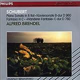 Schubert: Piano Sonata D960 / Wanderer-Fantasie D760