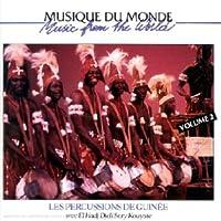 Les Percussions De Guinee Vol2