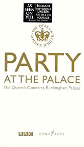 Party at the Palace [VHS] [Import]