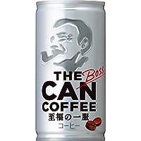 サントリー ボス THE CAN COFFEE 185g缶×30本
