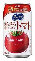 〔飲料〕 バヤリース さらさらトマト 350缶 2ケース (1ケース24本入)(さらさらとまと、トマトジュース)(さらさら毎日おいしくトマト)(350ml)アサヒ飲料