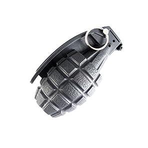 【武器商人 BBM001】手りゅう弾 マークⅡタイプ パイナップル グレネード 本物とほぼ同じ重さ!訓練用に!近接格闘術 訓練用 材質PPなので安全 所持制限なし コスプレ用にも