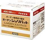 アイカ ガーデンジョリパット 10kg JQG-100T1000(白・ホワイト)