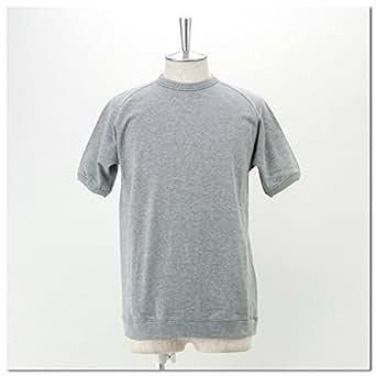 KATO' カトー メンズ クルーネック半袖スウェットプルオーバー[KC511621] Sサイズ GRY