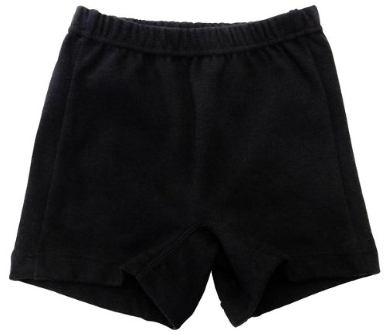 宿るギャップジーンズ【日本製】1枚履き1分丈スパッツ(白マチ付)