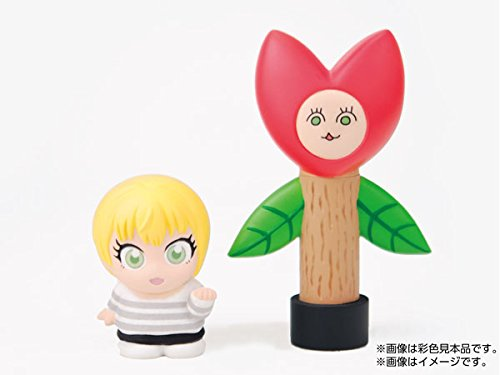 アイドルマスター シンデレラガールズ フレデリカ&うえきちゃん ソフビ人形セット