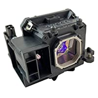 Nec M260WG 交換用 NP15LP / 60003121 プロジェクターランプ用 オリジナル電球とジェネリックハウジング