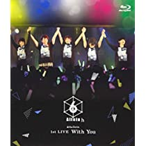 &6allein 1st LIVE「With You」 [Blu-ray]