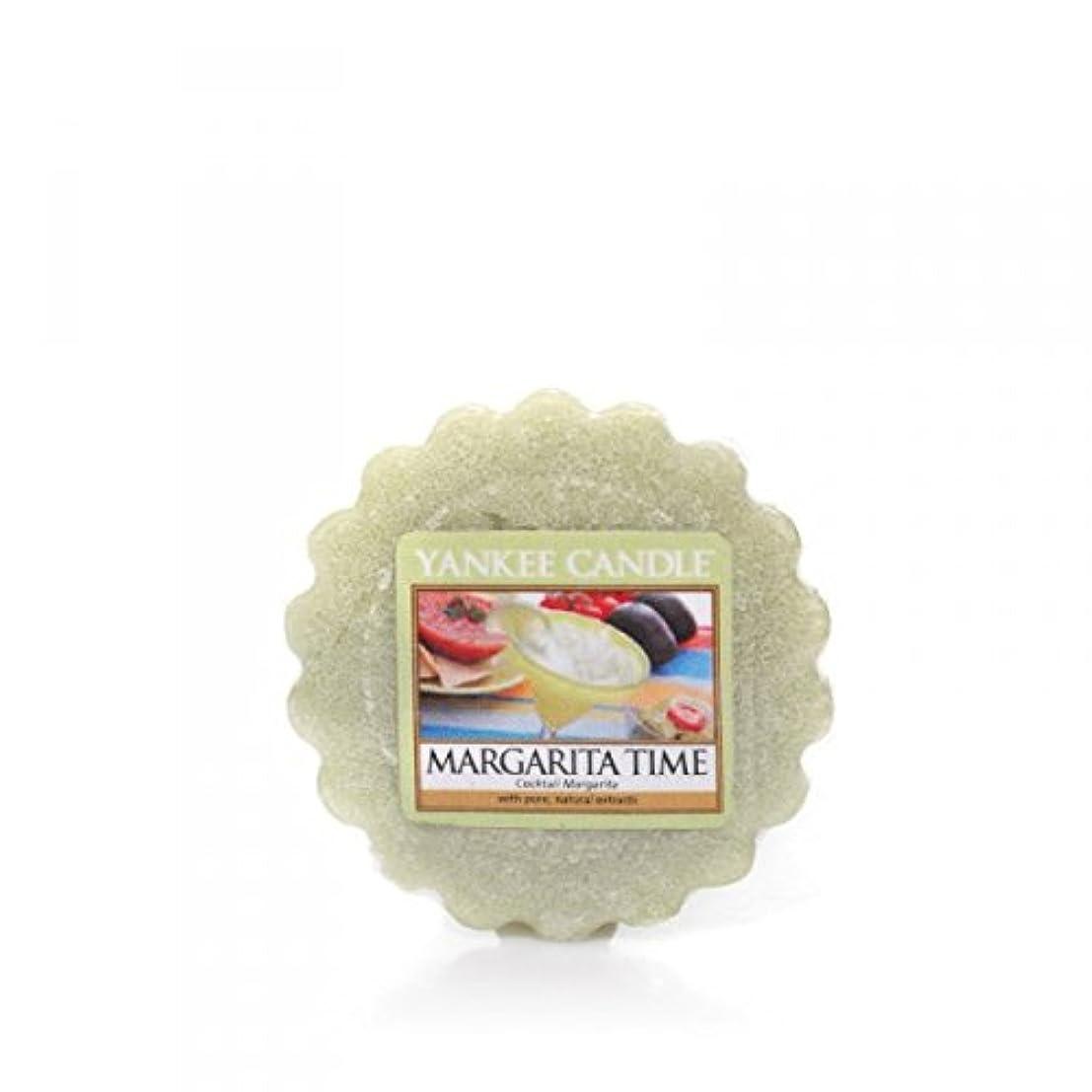 パーセント教育する高価なYankee Candle Margarita時間、フルーツ香り Medium Perfect Pillar Candles グリーン 1286258E
