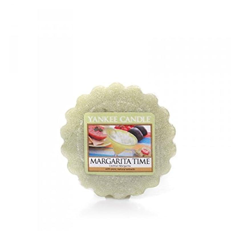 引き出す蛾財布Yankee Candle Margarita時間、フルーツ香り Medium Perfect Pillar Candles グリーン 1286258E