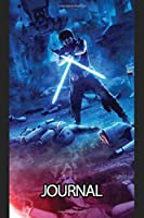 Journal: Star Wars Science Fiction Adventure Fictional Universe American Epic Space Humans And Aliens. Inexpensive Gift For Boys And Girls. Children School Creative Writing Workbook for Teens & Soft Cover Journal Paper 6 x 9 Inches 110 Pages