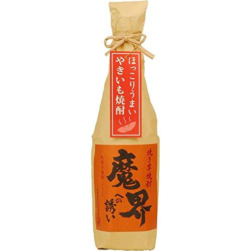 光武酒造場 魔界への誘い 黒麹 焼き芋 25度 720ml  [佐賀県]
