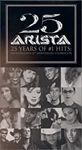 25 Years of #1 Hits  - Arista Records 25th Anniversary Celebration [VHS] [Import]