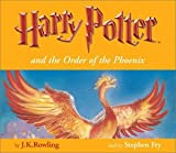 Harry Potter and the Order of the Phoenix (Book 5, Unabridged Audio CD Set)