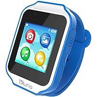KD Kids Kurio Kids Smart Watch Glow - Blue Watch, Blue