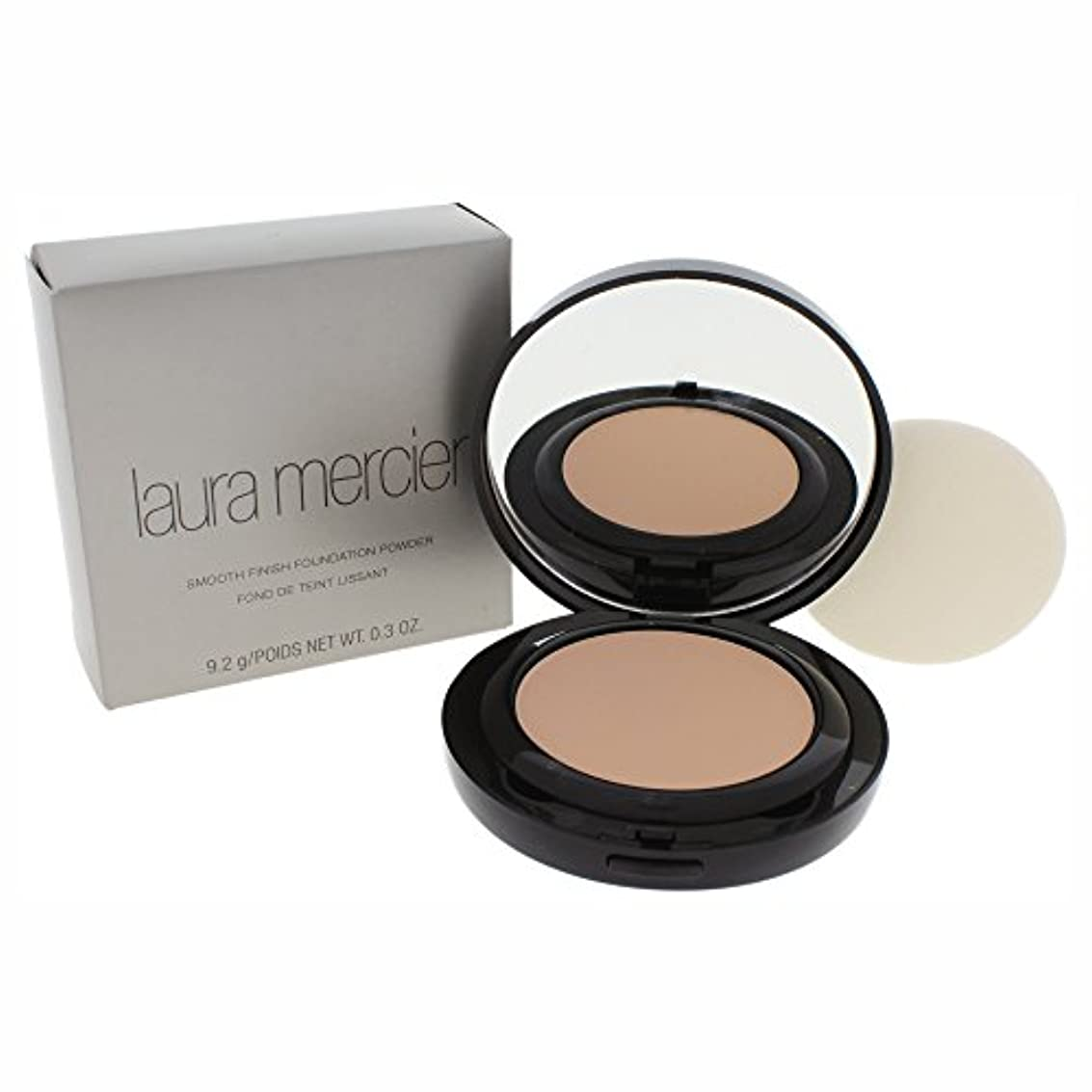 Smooth Finish Foundation Powder - 03 (Light Beige w/ Neutral & Slightly Pink Undertone)