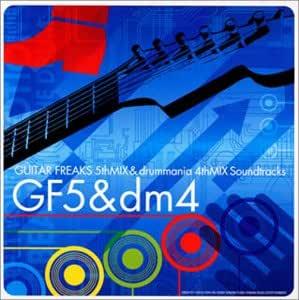 GUITAR FREAKS 5th MIX&drummania 4th MIX ― オリジナル・サウンドトラック