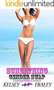 Sunbathing Gender Swap: Magical Gender Swap Erotica Female to Futanari (English Edition)