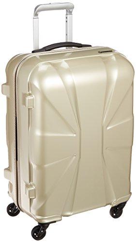 [サンコー] SUPER LIGHTS N  スーツケース 50L 62cm SLZN-56 スーパーライト 軽量 中型  容量50L 縦サイズ6...