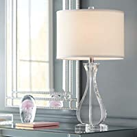 Ameliaクリスタル花瓶テーブルランプ