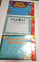 Back to School Teaching Tree Rewards Certificate Bundle: Super Speller Math Excellence and Superstar Reader - Bundle of 3 [並行輸入品]