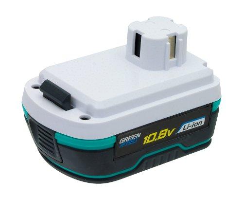 GREEN ART 10.8V専用バッテリーパック BP-1002LiG