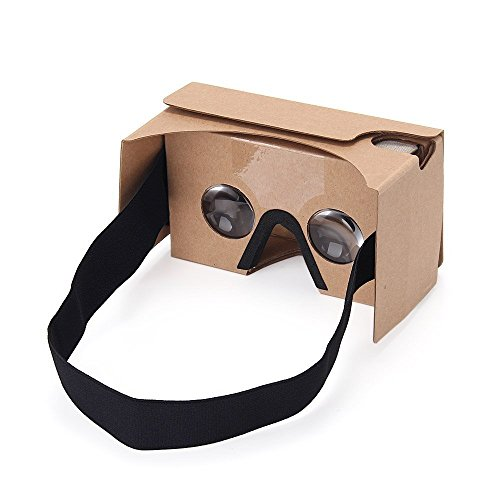 Virtoba V2 VR BOX 3Dメガネ 3Dグラス V...