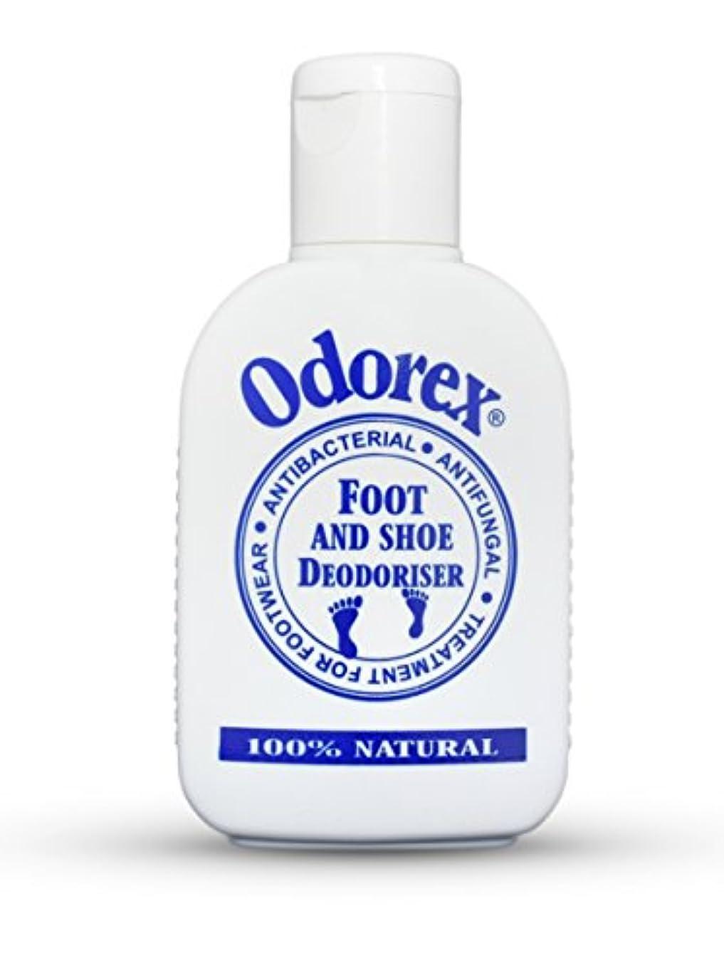 吸収剤聡明オークランドオダエックス100% ナチュラル 靴用除菌?防菌?消臭パウダー30g