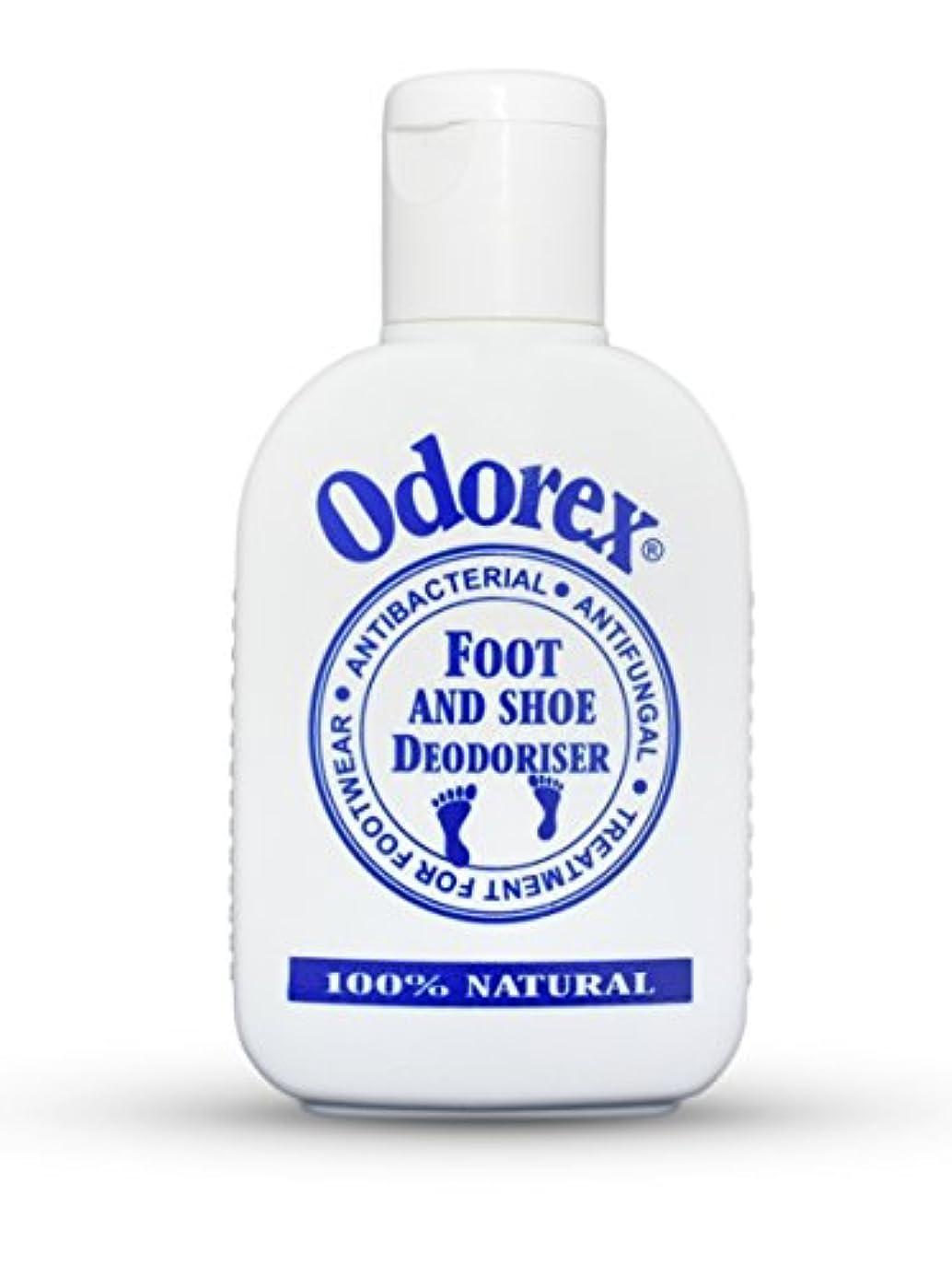 付属品ラッカス見物人オダエックス100% ナチュラル 靴用除菌?防菌?消臭パウダー30g