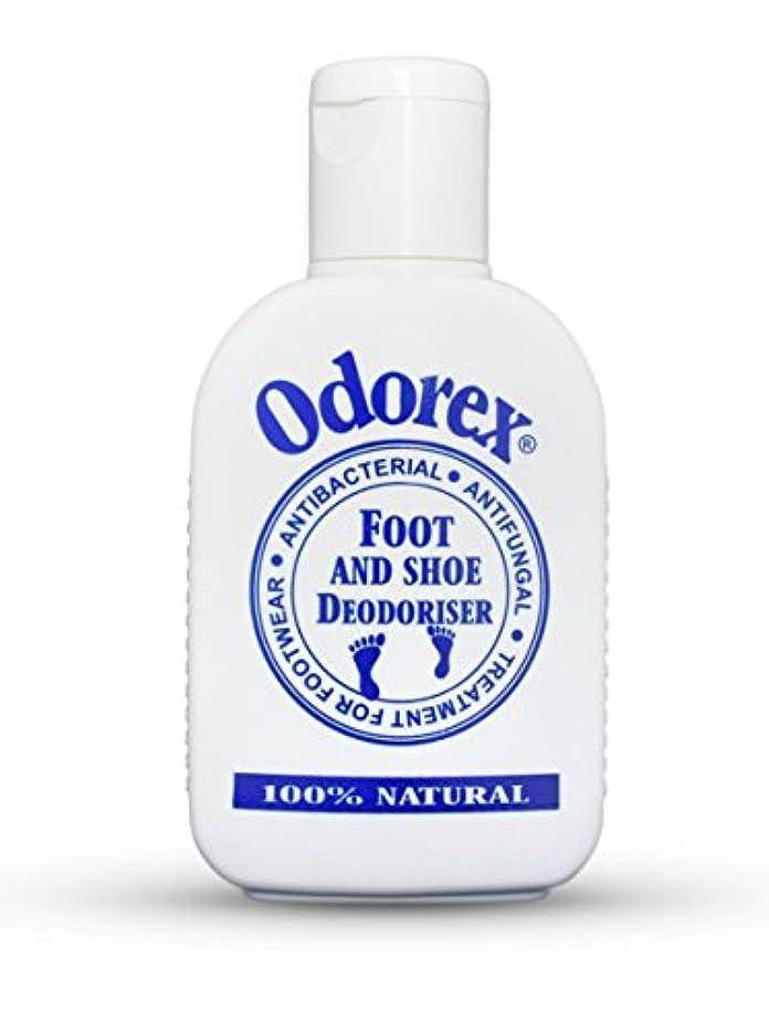 反論者タウポ湖広くオダエックス100% ナチュラル 靴用除菌?防菌?消臭パウダー30g