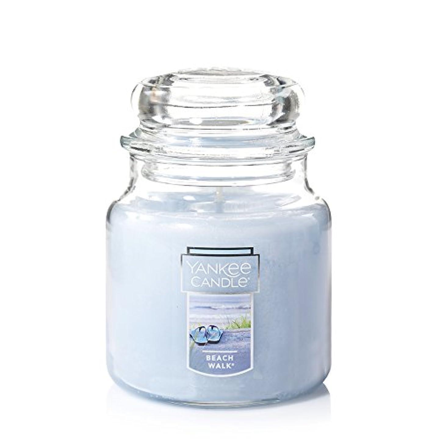 Yankee Candle Beach Walk Large Jar 22oz Candle Small Jar Candles ブルー 1129793