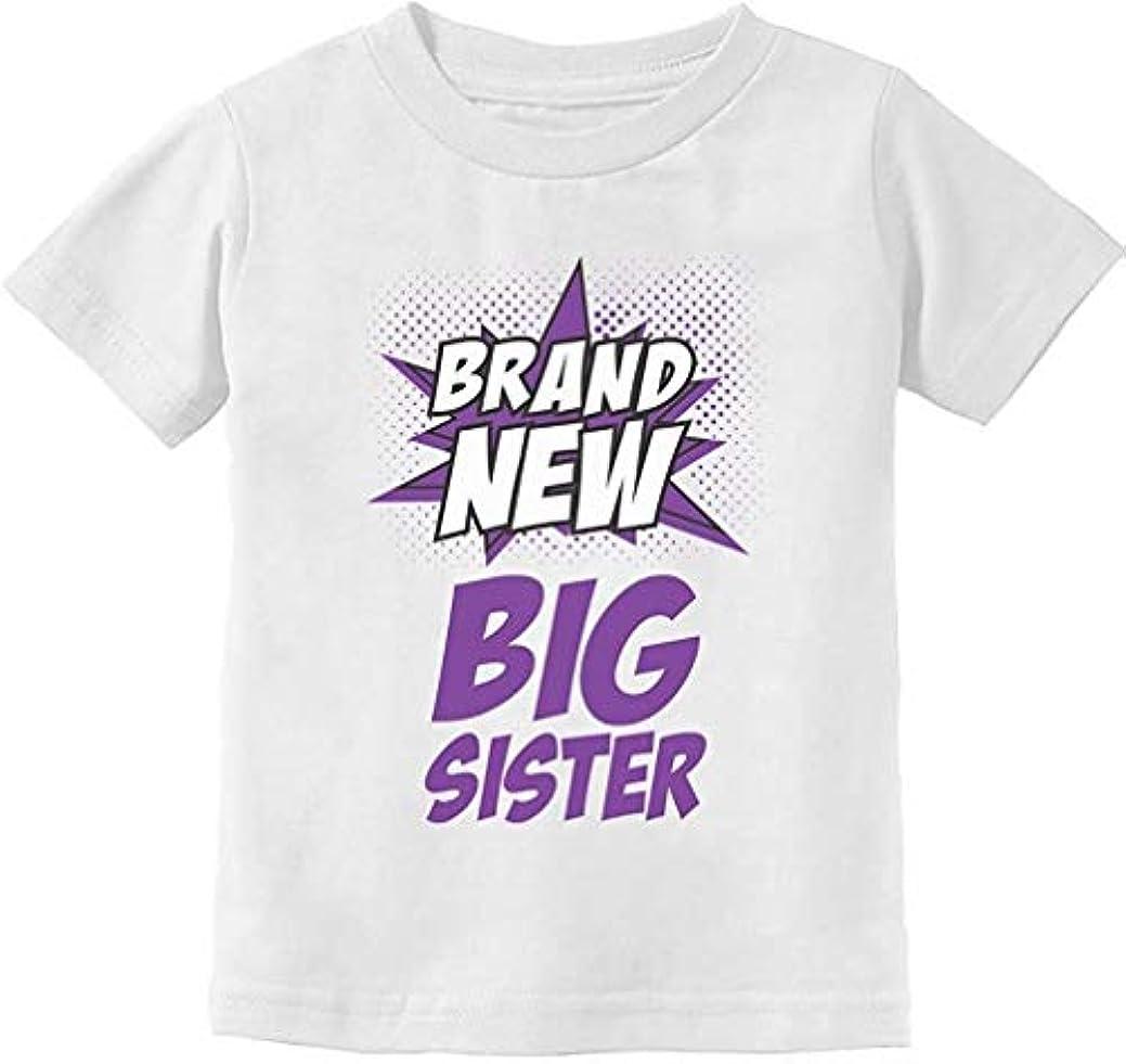 キャリア安心させる北Big Sister-スーパーヒーローギフトBig Sister Toddler/Infant Kids Tシャツ