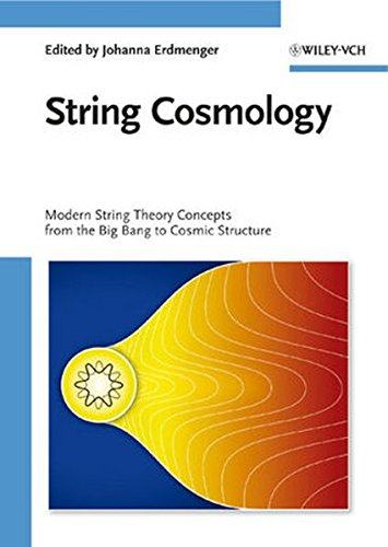 String Cosmology